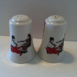 Other - Dancer Salt and Pepper Shakers